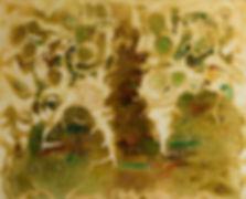 S.G. Vasudev - Tree Amongst Ruins