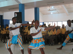 My experience at the Cape Coast School