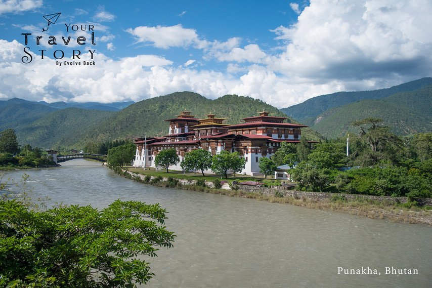 Punakha, Bhutan | Photo: Jose Ramapuram