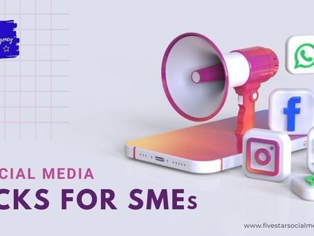 10 Social Media Hacks For SMEs