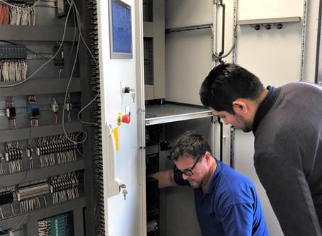 Glenace Design & Build New Hydrogen Green Energy Controls System