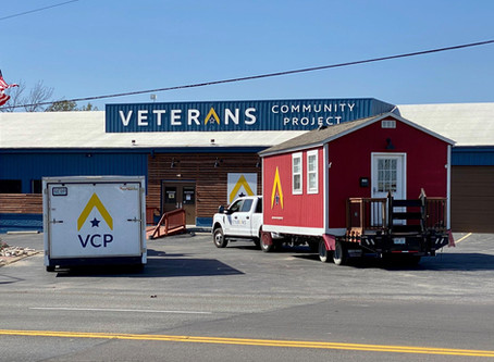 """""""Tiny houses for veterans to be built in north St. Louis"""""""
