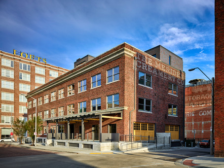 F+W Projects (2101 Broadway, Creamery Building and Kaw Point) Receive 2016 Capstone Awards