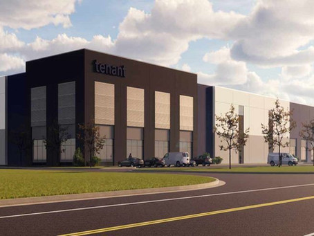 Heartland Logistics Park Development Expected to Bring 1,500+ Jobs to Shawnee