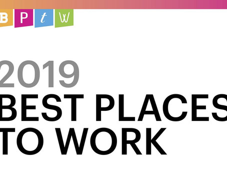Kansas City Business Journal's Best Places to Work 2019