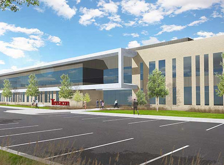 Large Olathe Company Getting A New $21 Million Office Building