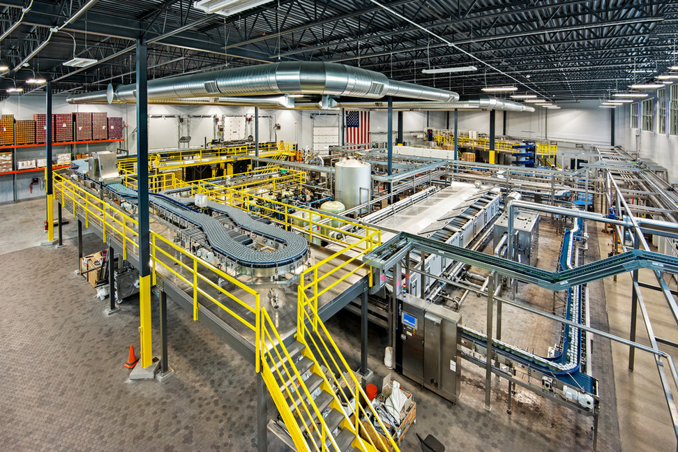 BOULEVARD BREWING CANNING FACILITY