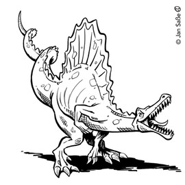 spinosaurus funny (c)jansasse.jpg
