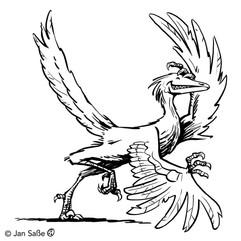 archaeopteryx funny (c)jansasse.jpg