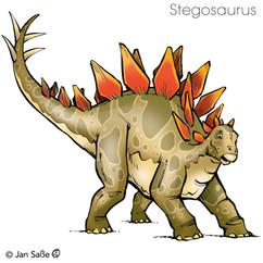 stegosaurus (c)jansasse.jpg