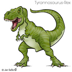 tyrannosaurusrex (c)jansasse.jpg