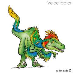 velociraptor (c)jansasse.jpg
