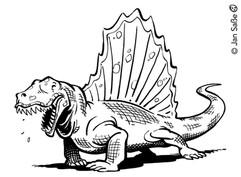 dimetrodon funny (c)jansasse.jpg