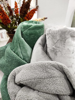 Edredons e Cobertores de Microfibra