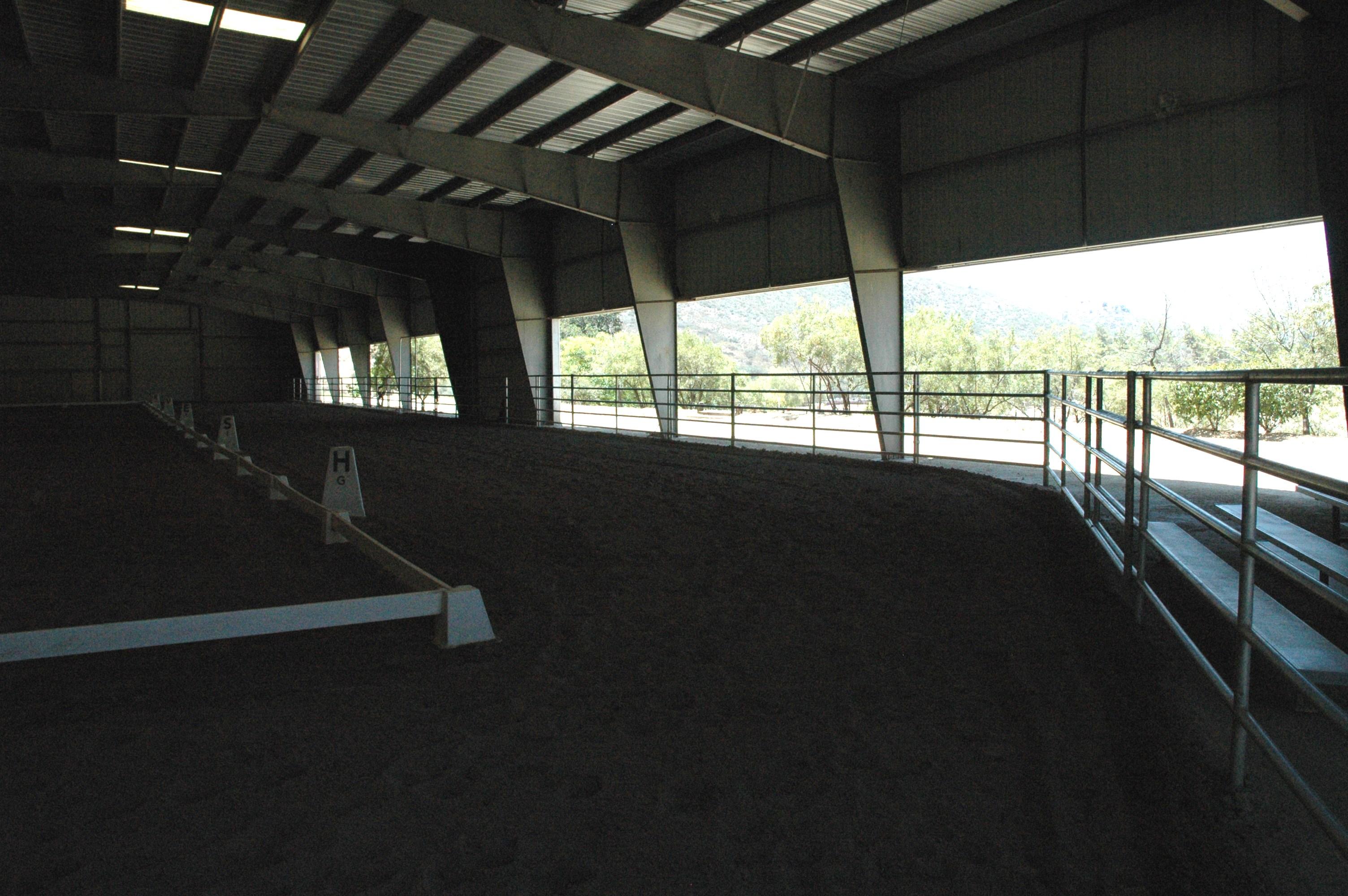 Large Indoor Arena