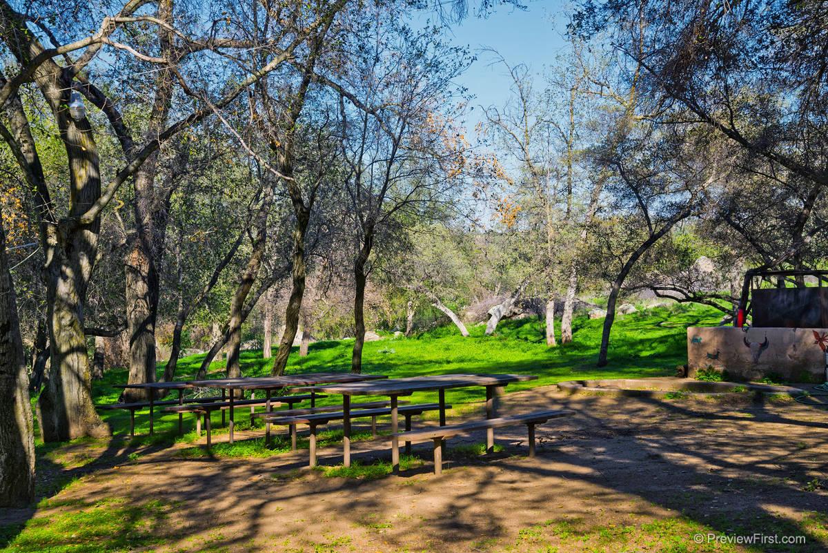 Scenic Picnic Area