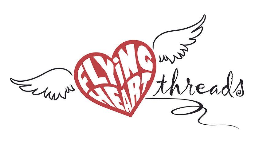 FINAL Flying heart threads logo large.jp