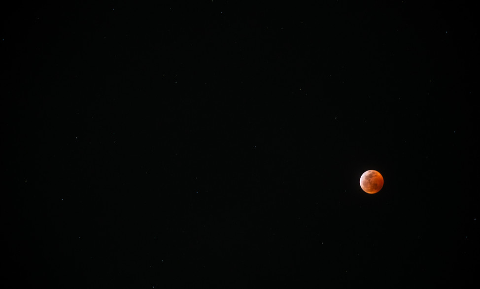 Blood Moon 2 - 2019