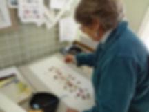 Ellie Roden - Pressed Flower Artist