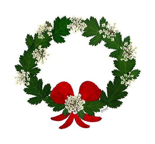 C48 - Holiday Wreath