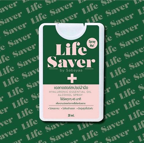Lifesaver Alcohol Spray (Eucalyptus)