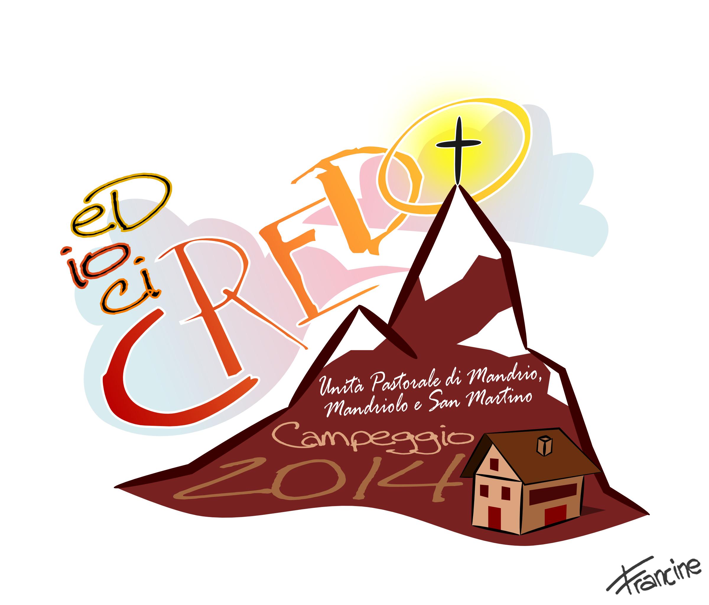 logo campeggio 2014