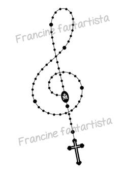 tatoo rosario