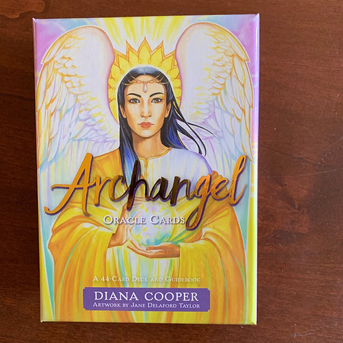 Archangel Oracle Cards by Diana Cooper