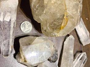 Tibetan Crystals