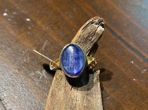 Ring—Blue Kyanite
