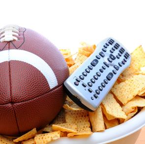 Netflix & Football!