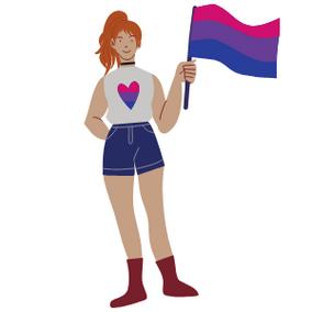 Ich bin Bisexuell.