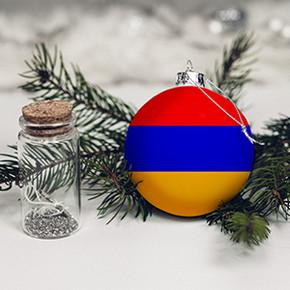 Weihnachten in Armenien