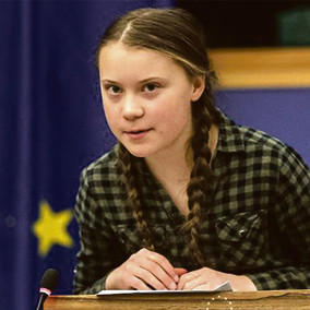 #Fridaysforfuture - Wer ist Greta Thunberg?