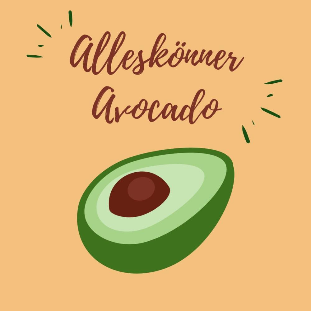 Alleskönner Avocado