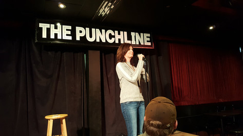 Amy Lyle - Comedian
