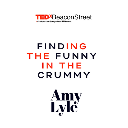 Copy of Amy Find Funny In Crummy Logo 8.