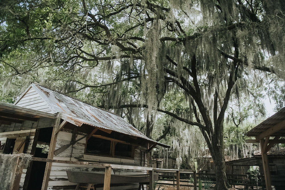 Blacksmith, Destrehan Plantation