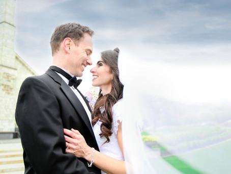 Dallas LDS Temple Wedding- Elizabeth & Seth