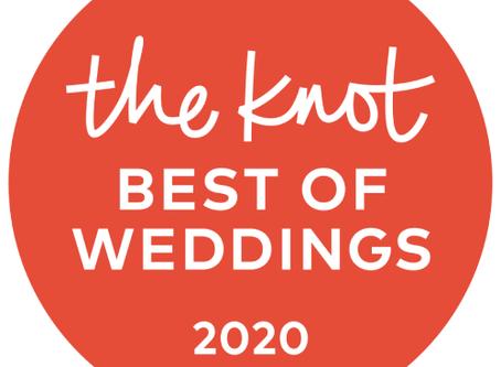 BEST OF WEDDINGS WINNER- 5 YEARS IN A ROW!
