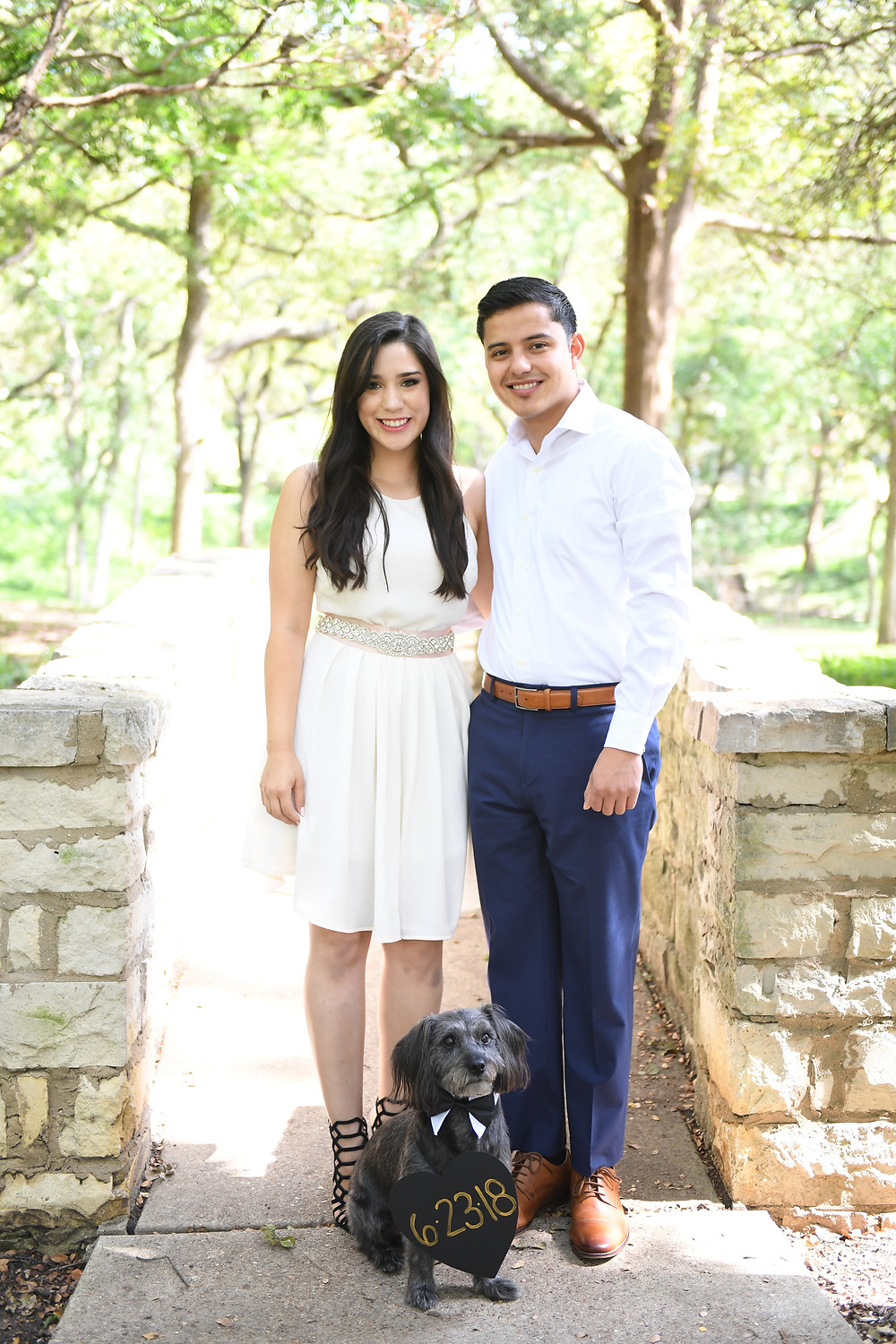 Dallas Save the Date Engagement