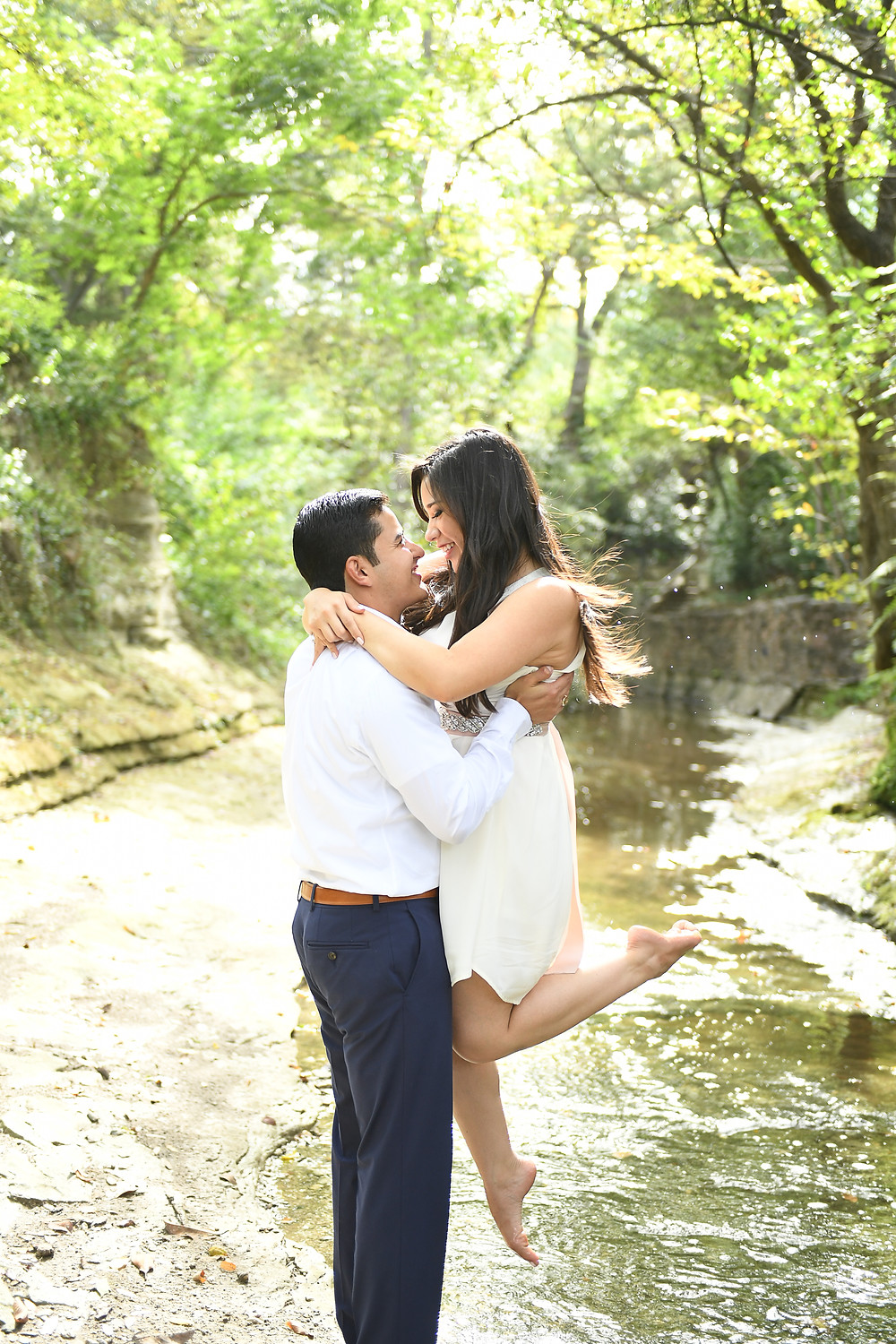 Dallas wedding and engagement photography