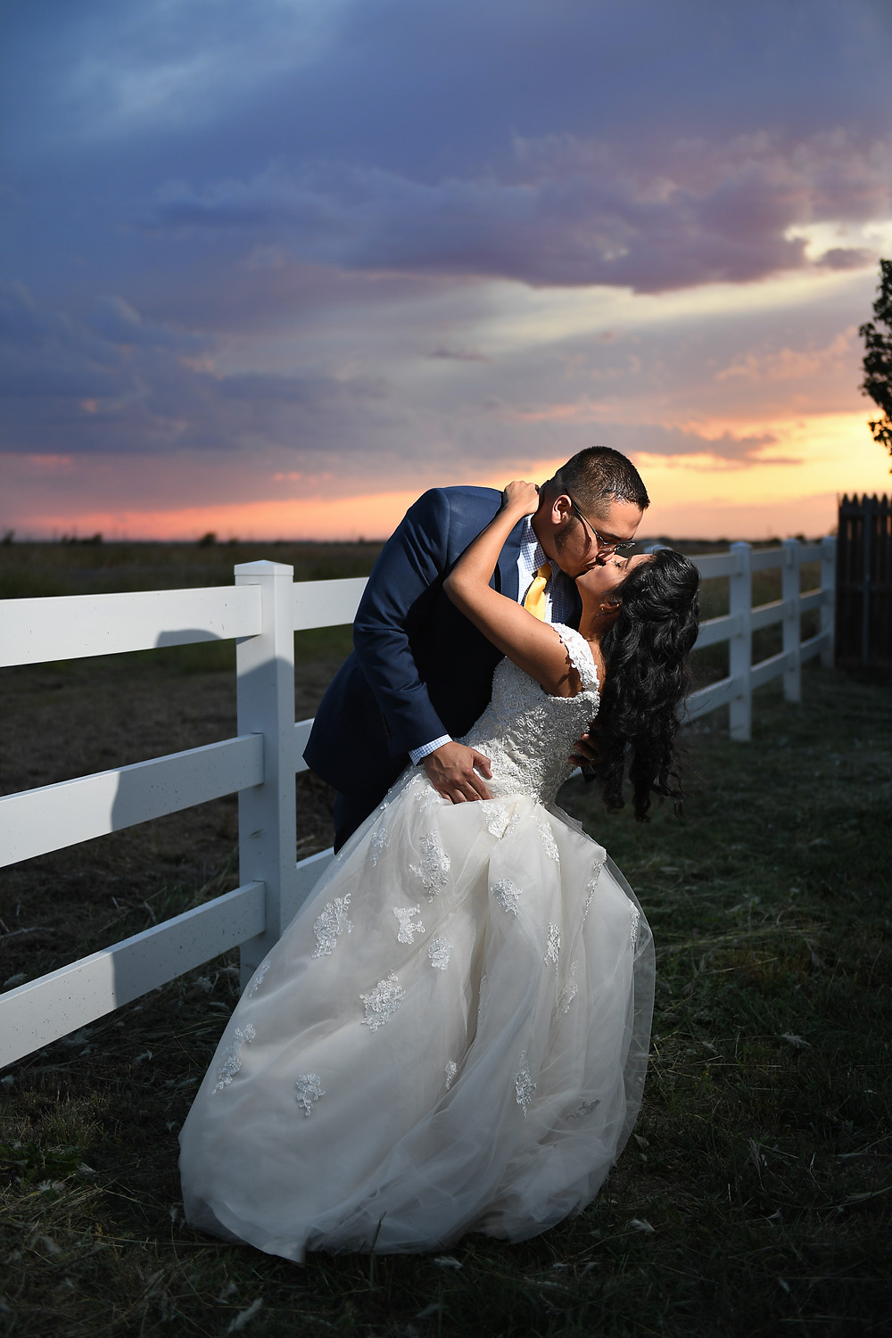 Bride and Groom Pictures- Amarillo, TX