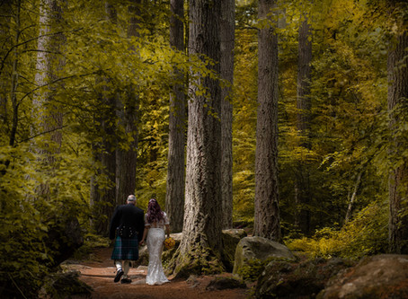 Real Destination Wedding: Getting Married in Scotland