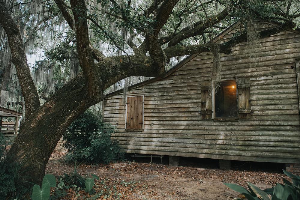 Slave Cabin, Destrehan Plantation