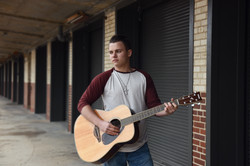 Guitar Senior Pictures