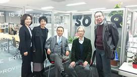ゴライ日記★大阪商業大学の教授の皆さまがSO@Rへ