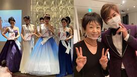ゴライ日記★「Mrs  of the Year 2020 中国」審査委員を務めました