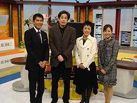 広島テレビ「激動!広島ニュース総決算」ゲスト生出演