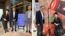【ゴライ日記】大阪商業大学 前田教授、池田教授がSO@Rビジネスポートへ